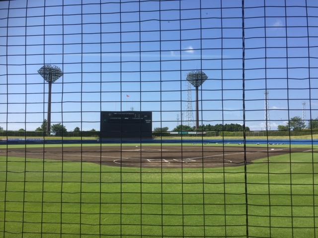 全日本自治体職員等スポーツ大会茨城県大会の軟式野球大会の画像